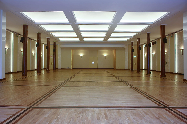 Rénovation de la salle 8 du Centre des Congrès de la Maison de la Chimie