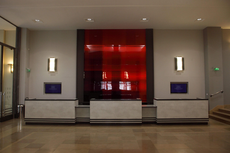 Un Centre des Congrès style Art Déco