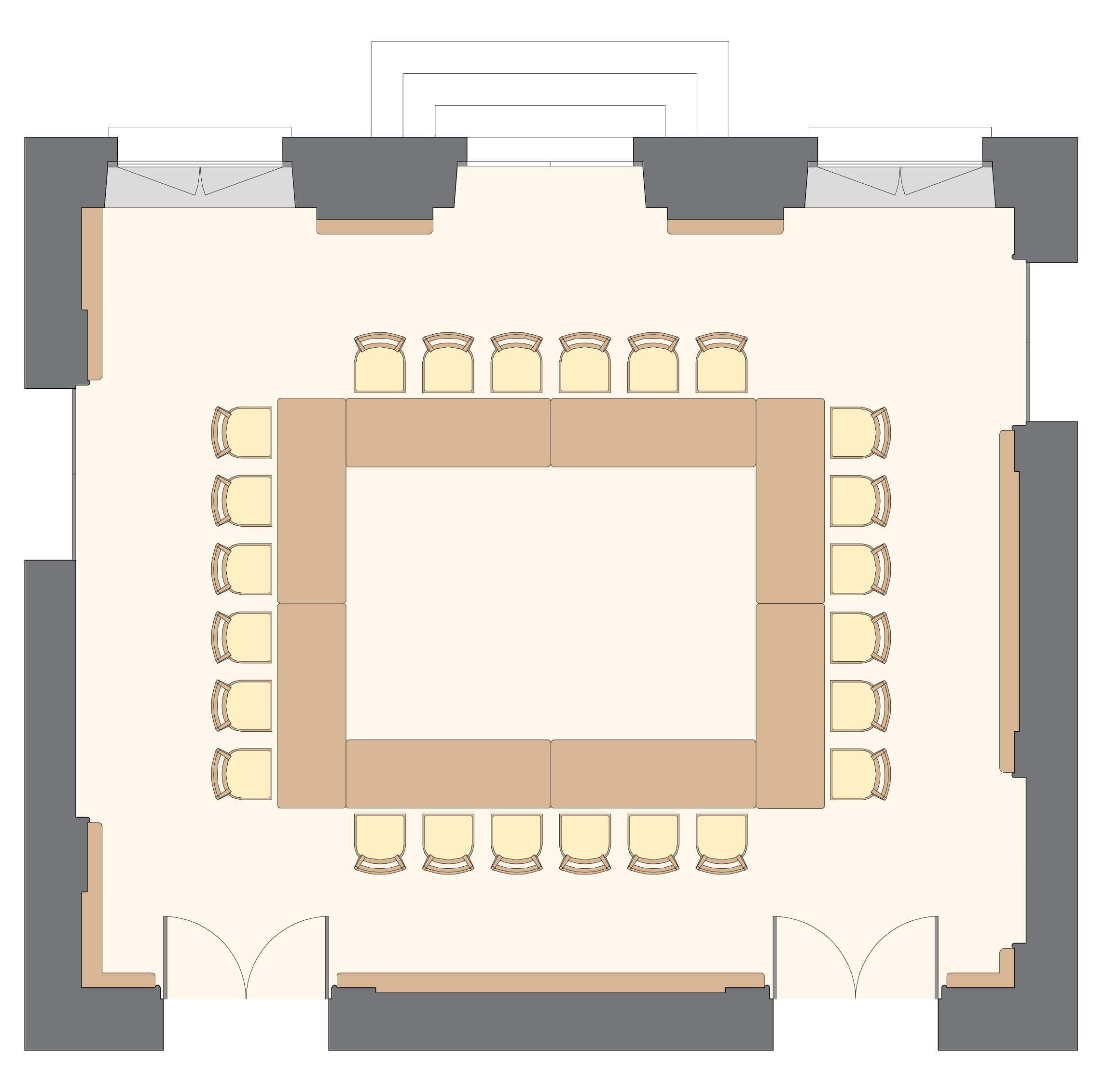 Salon 69 centre des congr s de la maison de la chimie for Disposition salon